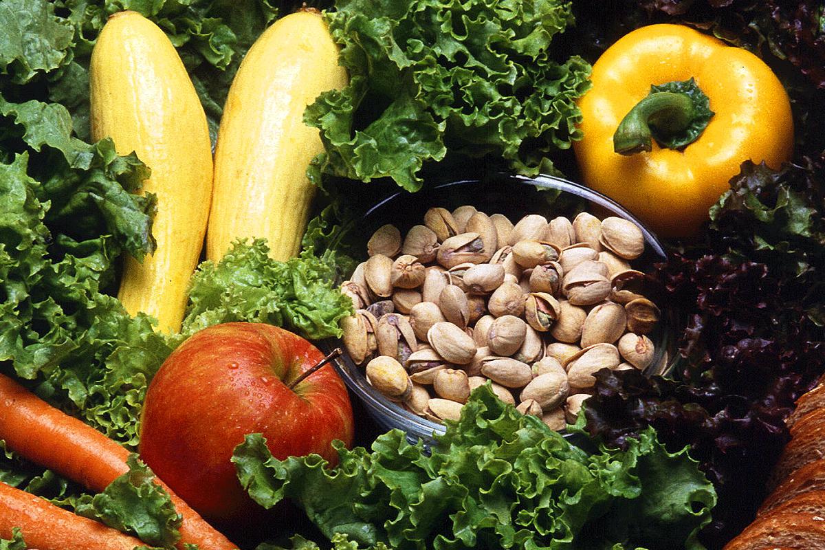 Minor rischio di tumori con il cibo biologico
