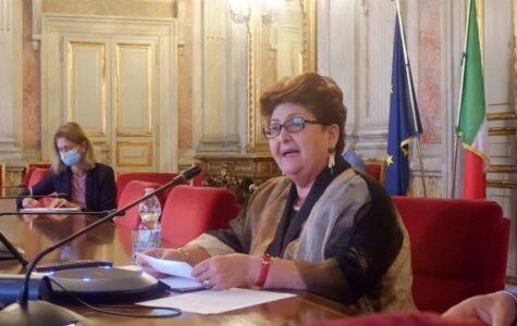 la ministra Teresa Bellanova, foto @Ministero delle politiche agricole alimentari e forestali